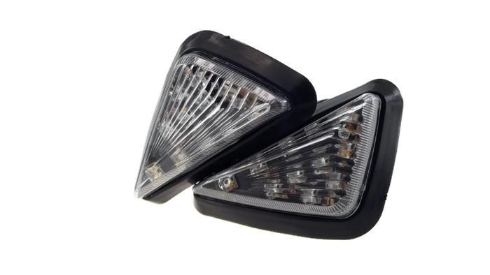 ไฟเลี้ยวแต่ง LED สามเหลี่ยม