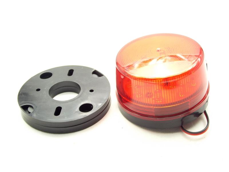 ไฟสโตรปไลท์ LED 12V (Red)