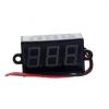 โวลท์มิเตอร์ดิจิตอล กันน้ำ 12V 24V