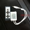 ตัวหรี่/เพิ่มความสว่างไฟ LED (LED DIMMER) 12-24v.6A. +รีโมทคอนโทรลเลอร์