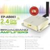 บูสเตอร์ Booster Wifi 2.4 ghz 8 วัตต์ ( booster WIFI 8W )