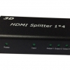 กล่องแยกสัญญาณ HDMI 4 ช่อง ( HDMI Splitter 1 to 4 )