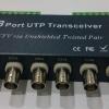 พาสซีพบาลัน 8 พอร์ท ( 8 ports video balun )