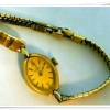 VINTAGE Bulova 10k Gold plated ladies watch 1971 สภาพ99%ล้างสต๊อก ต่ำกว่าทุน