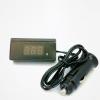โวลท์มิเตอร์วัดไฟแบตรถยนต์ LED แยกหน้าจอ 12-24V