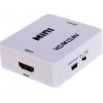 กล่องแปลง HDMI เป็น AV ( HDMI to AV converter )