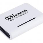 กล่องแปลง HD HDMI เป็น VGA ( HD HDMI to VGA Convertor )