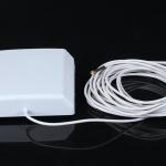 เสา Wireless Outdoor Panel 14 dBI 2.4GHZ สาย 1 ม. SMA