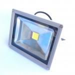 ฟลัดไลท์ LED 12-24v / 220v 20w สีขาว 6000k