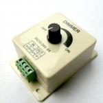 ตัวหรี่ไฟ dimmer dc 12-24V 8A