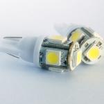T10 5 LED (คู่)
