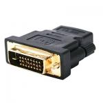 อแดปเตอร์ DVI 24+1 เป็น HDMI