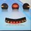 ไฟเลี้ยว ไฟเบรคไร้สาย ติดหมวกกันน็อค ( Wireless helmet signal light ) thumbnail 1