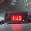 โวลท์มิเตอร์วัดไฟแบตรถยนต์ LED แยกหน้าจอ 12-24V thumbnail 2