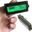 วัดไฟแบต DC 12V 24V 36V 48V LCD battery monitor แบตตะกั่วกรด thumbnail 1