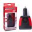 อินเวอร์เตอร์เสียบที่จุดบุหรี่ในรถ แปลงไฟจาก 12v. เป็น 220v 150W + USB ( car inverter ) thumbnail 1