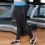 กางเกงออกกำลังกาย สีเทา/สีแดงกุหลาบ/สีเขียวนีออน/สีฟ้า (XL,2XL,3XL,4XL) MX7793