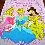 ผ้าห่ม Princess 4