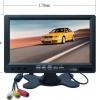 จอ LCD ติดรถยนต์ LCD 7 นิ้ว จอตั้ง/จอ LCD ฝังหมอน