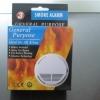 ตัวตรวจจับควันไฟแบบไร้สาย ( Wireless Smoke Detector )