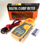Digital Clamp-on Multimeter ดิจิตอลแคลมป์-มัลติมิเตอร์ MT87