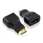 อแดปเตอร์แปลง Mini HDMI เป็น HDMI ( mini HDMI to HDMI Adapter )