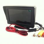 จอติดรถยนต์ LCD TFT 4.3 นิ้ว จอตั้ง
