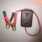 สลายซัลเฟต มอเตอร์ไซต์ รถยนต์ รถกระบะ lead-acid battery desulfator 12V
