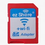 อะแดปเตอร์ micro sd to SD WIFI ez share ( micro SD to SD WIFI card adapter )