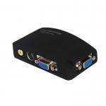 อแดปเตอร์แปลงแปลง AV เป็น VGA ( AV to VGA )