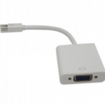 สายแปลง mini DP to VGA ( Apple mini display port เป็น VGA )