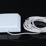 เสา Wireless Outdoor Panel 14 dBI 2.4GHZ สาย 1 ม. SMA