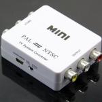 ตัวแปลงสัญญาณภาพระบบ PAL เป็น NTSC ( PAL NTSC Converter )