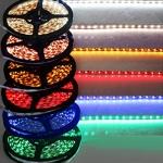 ไฟริบบิ้น led ไฟ strip light SMD 3528 60 กันน้ำ