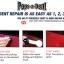 อุปกรณ์ซ่อมรอยบุ๋ม รอยบุบ รอยลักยิ้มโดยไม่ต้องทำสีรถใหม่ Pops A Dent thumbnail 2