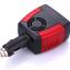 อินเวอร์เตอร์เสียบที่จุดบุหรี่ในรถ แปลงไฟจาก 12v. เป็น 220v 150W + USB ( car inverter ) thumbnail 4