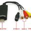 เครื่องบันทึกภาพและเสียง ผ่าน USB ( Easy cap ) thumbnail 8