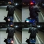 ไฟเลี้ยว ไฟเบรคไร้สาย ติดหมวกกันน็อค ( Wireless helmet signal light ) thumbnail 2