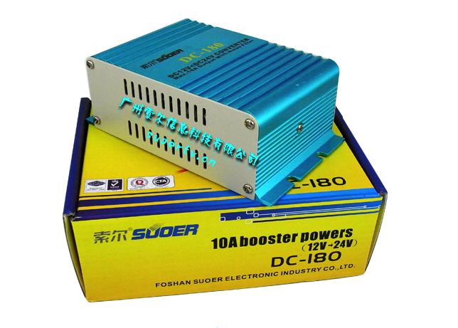 หม้อแปลง DC จาก 12v เป็น 24v 10A ( DC-DC converter )