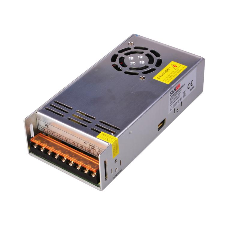สวิตชิ่งเพาเวอร์ซัพพลาย 12V 30A ( 12V 360W Switching Power Supply ) สำเนา