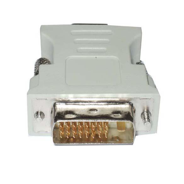 อแดปเตอร์แปลง DVI 24+5 เป็น VGA